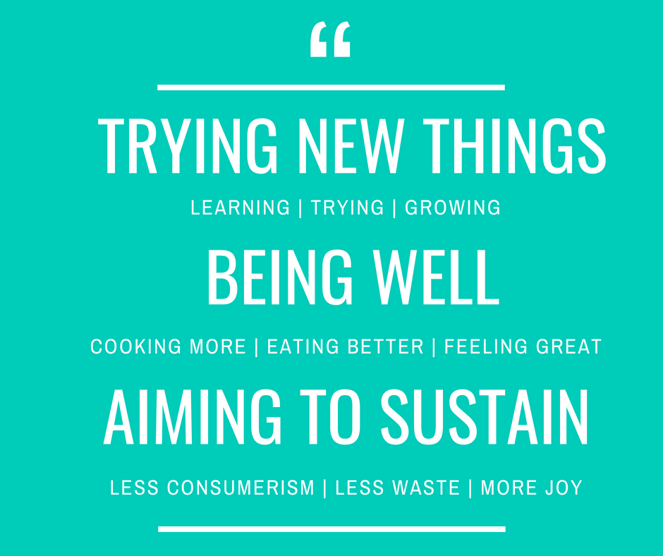 sustainability, health, healthy living, cooking, consumerism